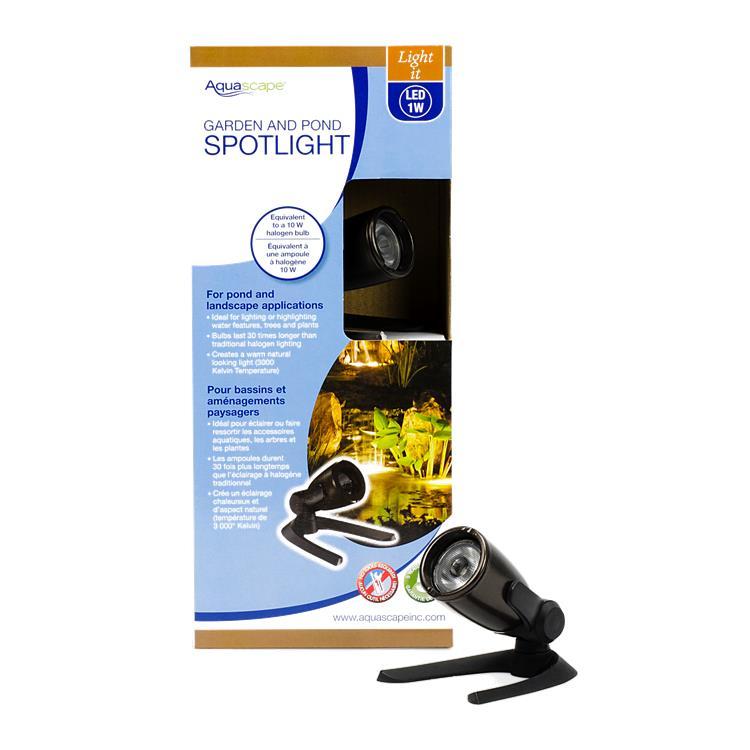 Aquascape LED Pond And Landscape Spotlight 1-Watt