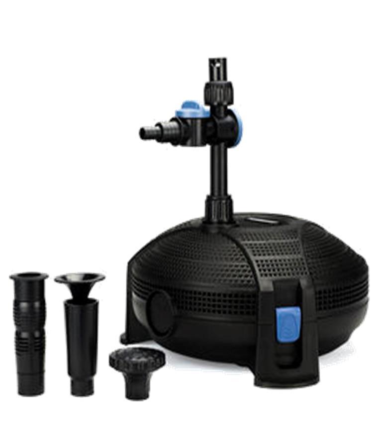 Aquascape aquajet pump 2000gph pondscape online for Small pond pump filter combo