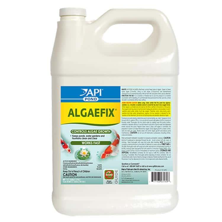 green clean algaecide instructions
