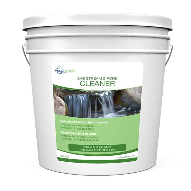 S.A.B. Stream And Pond Clean 7lb | PondScapeOnline