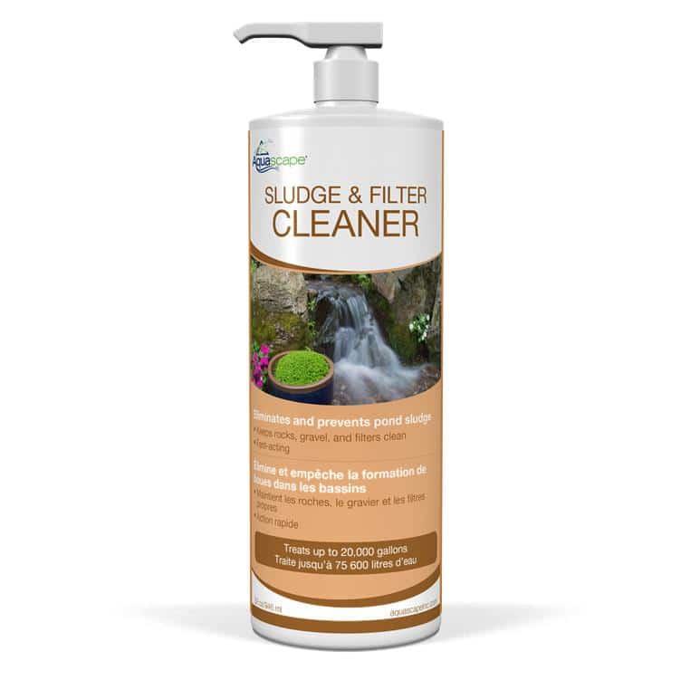 Aquascape Sludge and Filter Cleaner 32oz | Pondscape Online