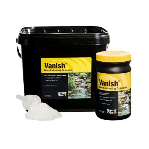 Water conditioners pondscape online for Dechlorinator for koi ponds