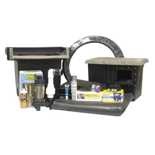 Easypro medium pond kits pondscape online for Small pond filter kit