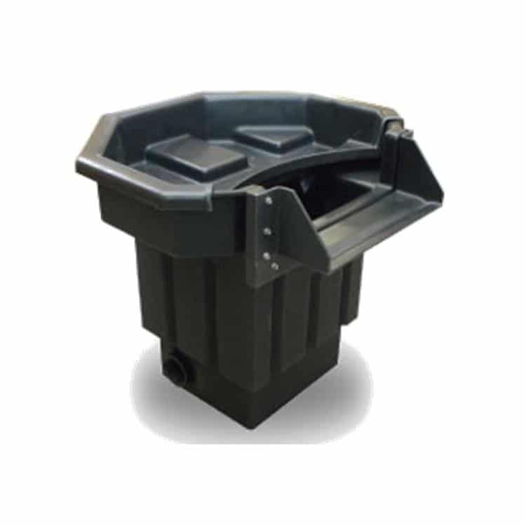 Pondbuilder elite 14 waterfall box pondscape online for Pond filter box design