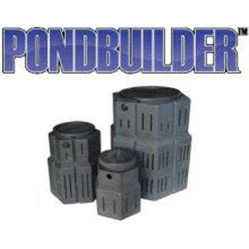 Pondbuilder Pump Vaults