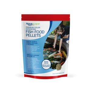 Aquascape Color Enhancing Fish Food