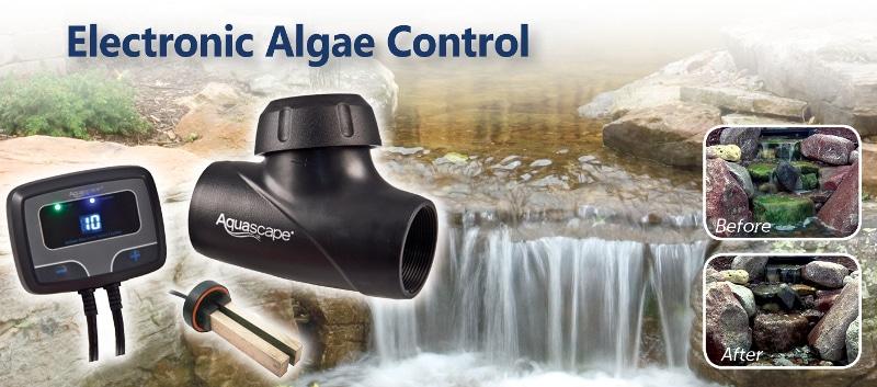 Electronic-Algae-Control-web-bannernewforpondscape