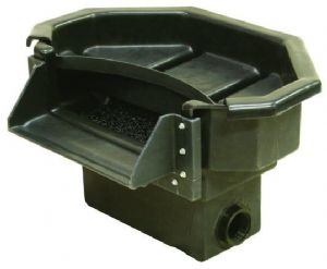 Pondbuilder 14 cascading falls box pondscape online for Small pond filter box