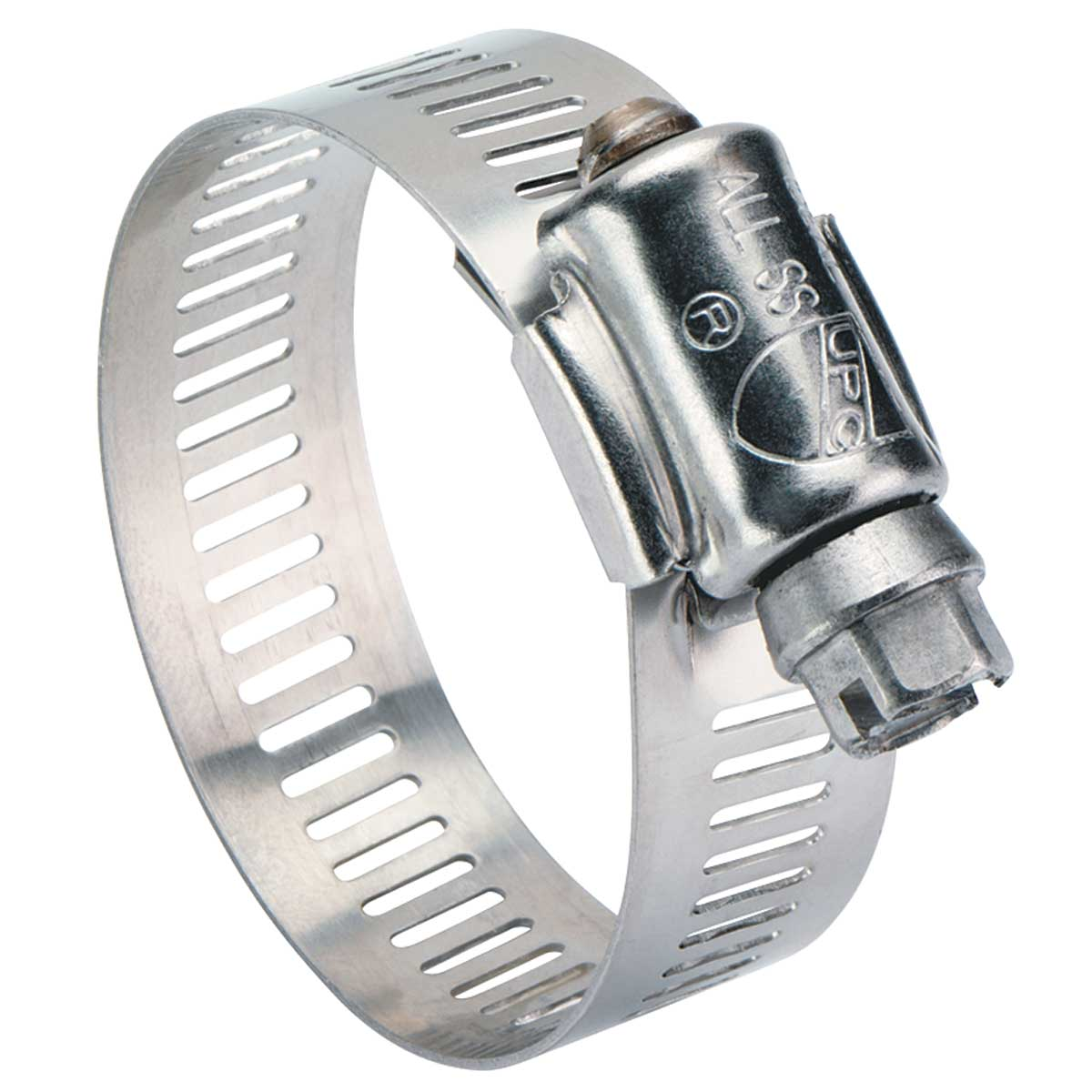 Stainless Steel Hose Clamp 3/4″-1 3/4″ | Pondscape Online for Hose Ring Clamp  14lpgtk