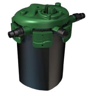 Tetrapond Pressure Filters