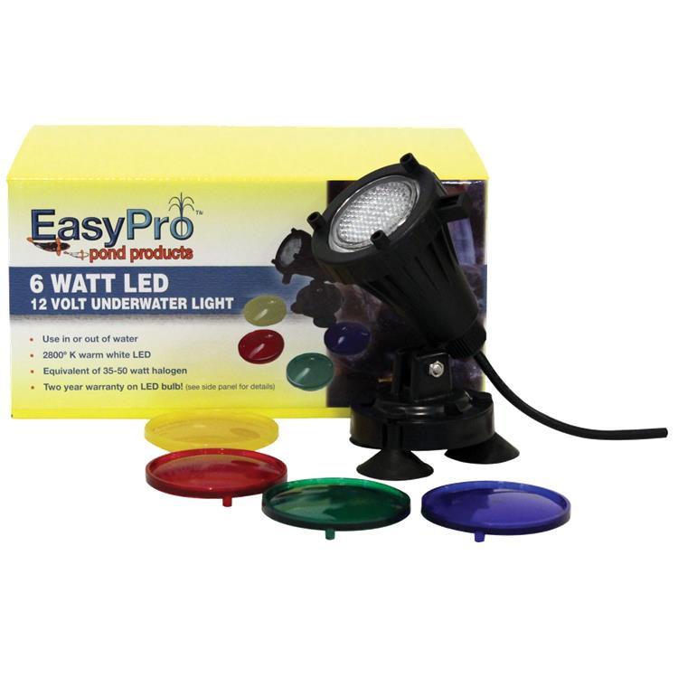 Easypro 6w Led Light Kit 2 Pondscape Online