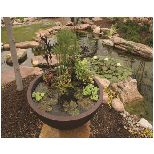 Charming Aquascape Patio Pond U2013 European Terra Cotta
