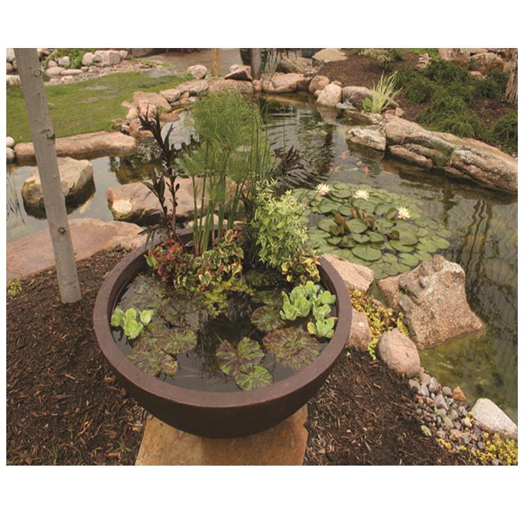 Great ... Ponds/Aquascape Patio Pond U2013 Green Slate. ; 