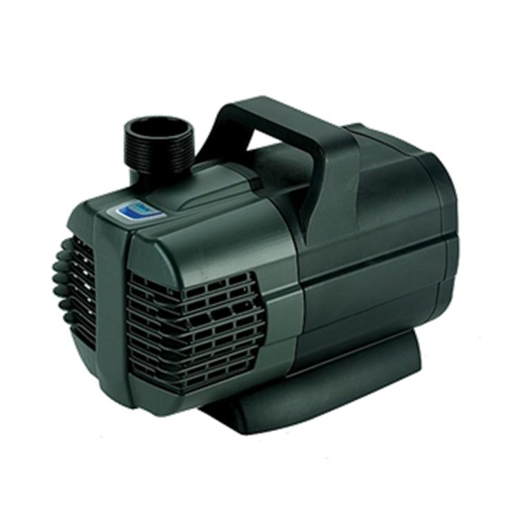 Oase waterfall pump 1650 gph pondscape online for Pond waterfall pump
