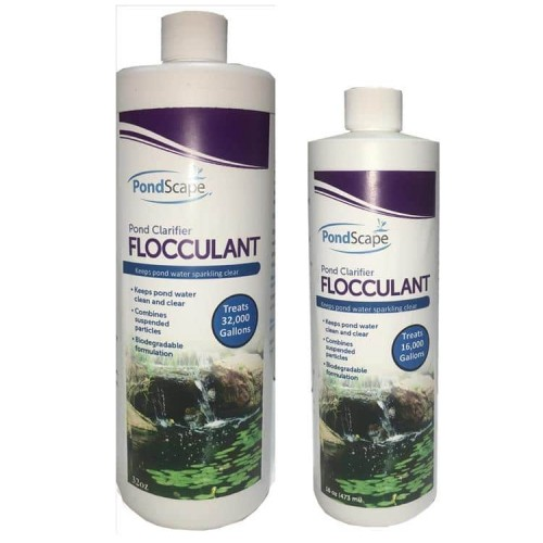 Pond Clearing Flocculants