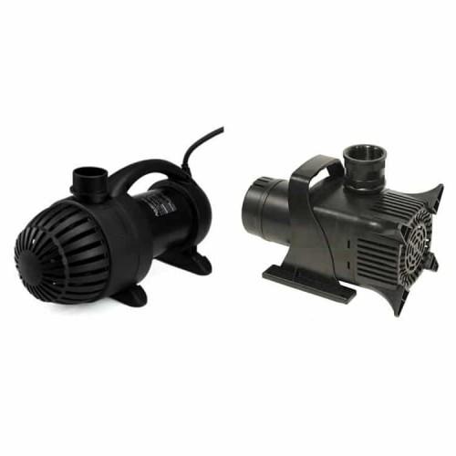 Hybrid Pumps
