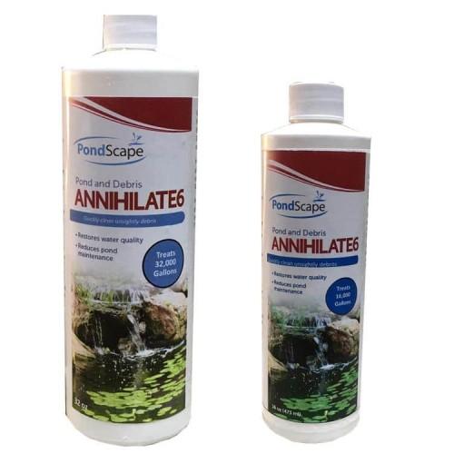 Algae Treatments