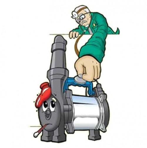 Replacement Pump Parts