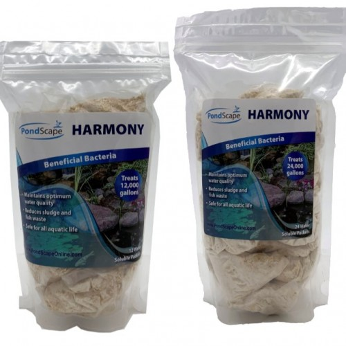 PondScape Dry Bacteria Water Soluble Packets (Harmony)